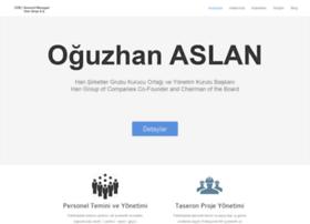 oguzhanaslan.com