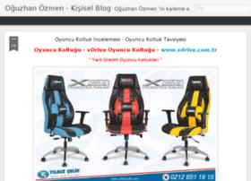 oguzhanozmen.com