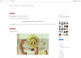 oh-so-lovelyy.blogspot.com