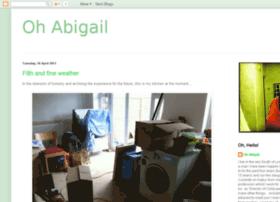 ohabigail.com