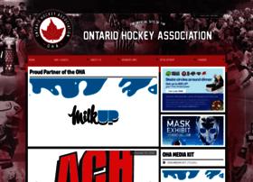 ohahockey.ca