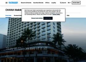 ohanahotelsoahu.com