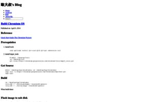ohbiguncle.logdown.com