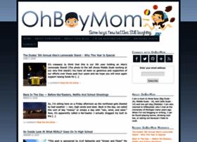 ohboymom.com