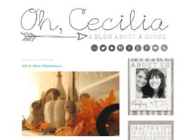 ohcecilia71.blogspot.ca