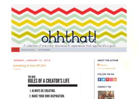 ohhthat.blogspot.com