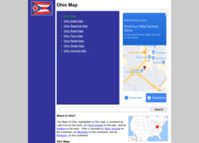 ohio-map.org