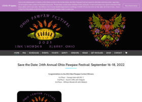 ohiopawpawfest.com