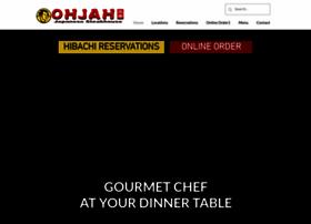 ohjahsteakhouse.com