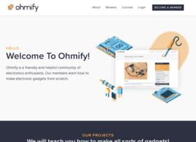 ohmify.com