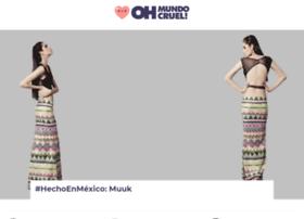 ohmundocruel.com.mx