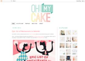 ohmycake-helsinki.com