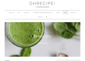 ohrecipe.com