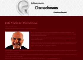 ohrenschmaus.ch