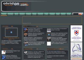 ohridon.com