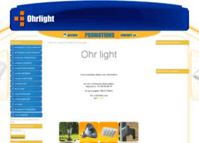 ohrlight.fr