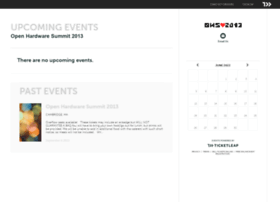 ohs2013.ticketleap.com