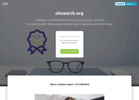 ohsearch.org