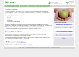 ohtanen.fi