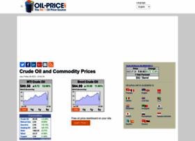 oil-price.net