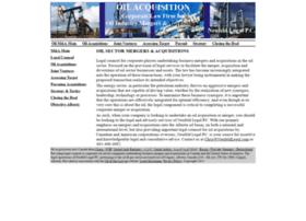 oilacquisition.com