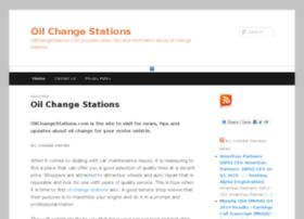 oilchangestations.com