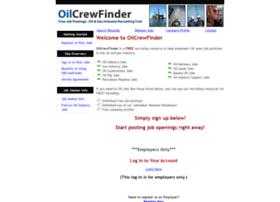 oilcrewfinder.com