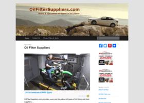 oilfiltersuppliers.com