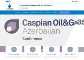 oilgasconference.az