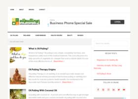 oilpulling.com