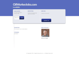 oilworkerjobs.com
