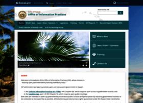 oip.hawaii.gov