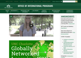 oip.uncc.edu