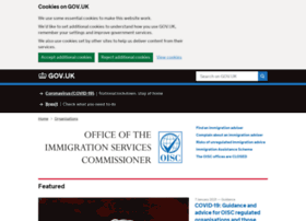 oisc.homeoffice.gov.uk