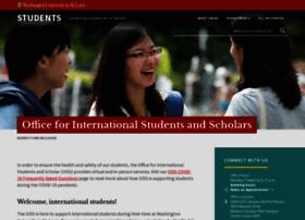oiss.wustl.edu