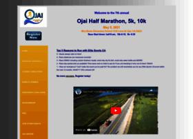 ojaihalfmarathon.com