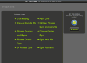 ok-gym.com
