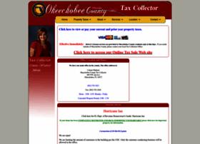 okeechobeecountytaxcollector.com