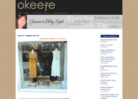 okeefefashion.com