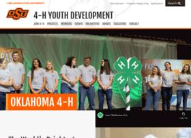 oklahoma4h.okstate.edu