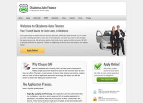oklahomaautofinance.com