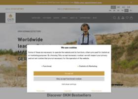 okmmetaldetectors.com