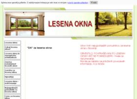 okna-lesena.si