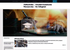 okno.pw.edu.pl