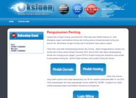 oksigenhosting.com