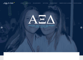 okstate.alphaxidelta.org