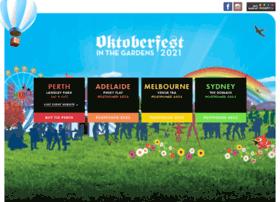 Oktoberfestinthegardens.com.au