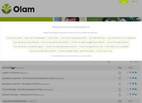Olam.expr3ss.com