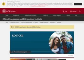 olbi.uottawa.ca