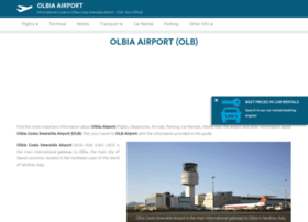 olbia-airport.com